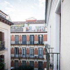 Отель Hostal Carracedo балкон