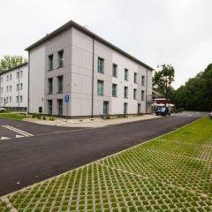 Hotel Diament Plaza Gliwice парковка