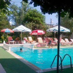 Golden Beach Hotel Турция, Алтинкум - отзывы, цены и фото номеров - забронировать отель Golden Beach Hotel онлайн бассейн