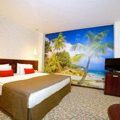 Гостиница Villa Marina 3* Стандартный номер с разными типами кроватей фото 9