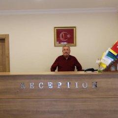 Akpinar Hotel Турция, Узунгёль - отзывы, цены и фото номеров - забронировать отель Akpinar Hotel онлайн интерьер отеля фото 3