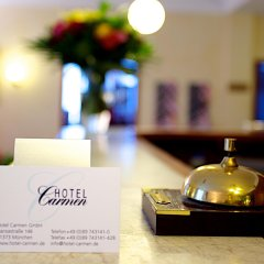 Hotel Carmen гостиничный бар