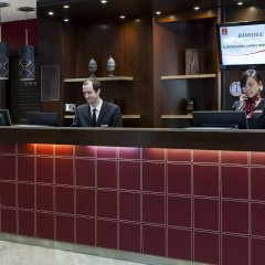 Отель Suites Cannes Croisette Франция, Канны - 2 отзыва об отеле, цены и фото номеров - забронировать отель Suites Cannes Croisette онлайн интерьер отеля фото 3