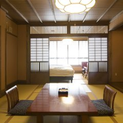 Отель Ryokan Yumotoso Минамиогуни комната для гостей фото 4