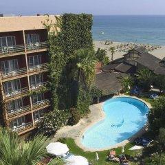 Hotel MS Tropicana пляж