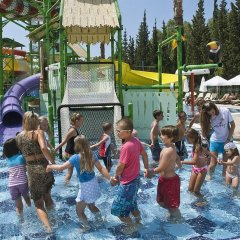 Отель Crystal Sunset Luxury Resort & Spa - All Inclusive детские мероприятия