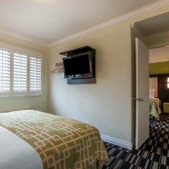 Отель Rodeway Inn Los Angeles США, Лос-Анджелес - 8 отзывов об отеле, цены и фото номеров - забронировать отель Rodeway Inn Los Angeles онлайн комната для гостей фото 2