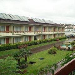 Отель Canadiano - Urban Nature Hotel Португалия, Понта-Делгада - отзывы, цены и фото номеров - забронировать отель Canadiano - Urban Nature Hotel онлайн балкон