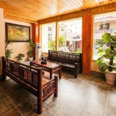 Отель Pinocchio Sapa Hotel - Hostel Вьетнам, Шапа - отзывы, цены и фото номеров - забронировать отель Pinocchio Sapa Hotel - Hostel онлайн интерьер отеля фото 3