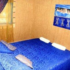 Отель La Gazelle Bleue Марокко, Мерзуга - отзывы, цены и фото номеров - забронировать отель La Gazelle Bleue онлайн комната для гостей фото 3