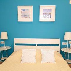 Hotel Indigo комната для гостей