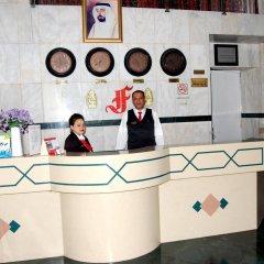 Al Ferdous Hotel Apartment интерьер отеля фото 2