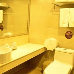 Отель Greentree Eastern Jiangxi Xinyu Yushui Government ванная