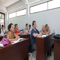 Отель Bans Diving Resort Таиланд, Остров Тау - отзывы, цены и фото номеров - забронировать отель Bans Diving Resort онлайн интерьер отеля фото 2