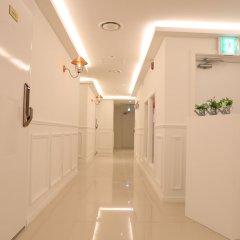 Отель MJ Guest House Сеул интерьер отеля фото 2