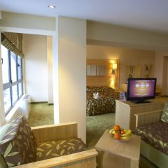 Отель Festa Chamkoria Болгария, Боровец - отзывы, цены и фото номеров - забронировать отель Festa Chamkoria онлайн комната для гостей фото 4