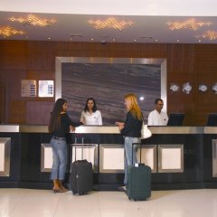 Grand Haber Hotel - All Inclusive интерьер отеля