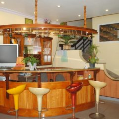 PK Hotel Далат гостиничный бар