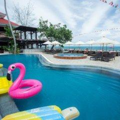 Отель AC Resort бассейн фото 2