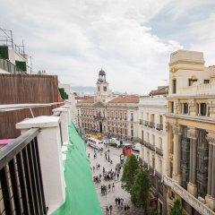 Отель Petit Palace Puerta del Sol балкон