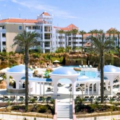 Отель Hilton Vilamoura As Cascatas Golf Resort & Spa Пешао бассейн