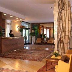 Hotel Du Lac et Bellevue интерьер отеля