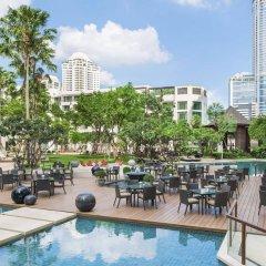 Siam Kempinski Hotel Bangkok бассейн