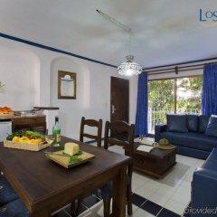 Отель Los Arcos Suites Пуэрто-Вальярта комната для гостей фото 4