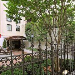 Отель The Normandy Hotel США, Вашингтон - отзывы, цены и фото номеров - забронировать отель The Normandy Hotel онлайн балкон