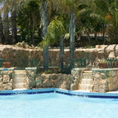 Отель Porto Azzurro Aparthotel бассейн фото 2