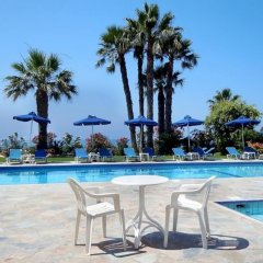 Апартаменты Rododafni Beach Apartments бассейн фото 3