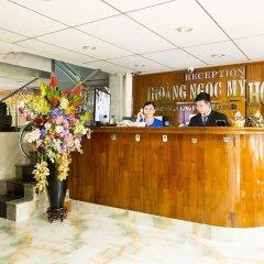 Hoang Ngoc My Hotel интерьер отеля