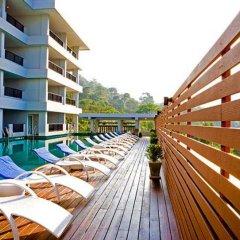 Отель Casa Del M Resort Phuket Патонг бассейн фото 2