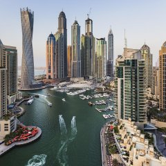 Отель Pullman Dubai Jumeirah Lakes Towers комната для гостей фото 5