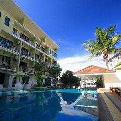 Отель Di Pantai Boutique Beach Resort с домашними животными