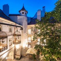 Отель MOOo by the Castle Чехия, Прага - отзывы, цены и фото номеров - забронировать отель MOOo by the Castle онлайн балкон