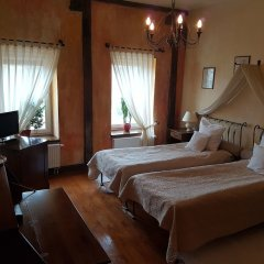 Отель Romantic Boutique Hotel & Spa Литва, Паневежис - 1 отзыв об отеле, цены и фото номеров - забронировать отель Romantic Boutique Hotel & Spa онлайн комната для гостей фото 4