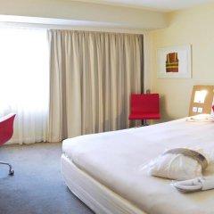 Отель Novotel Glasgow Centre 4* Представительский номер с разными типами кроватей