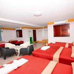 Отель Paknampran Hotel Таиланд, Пак-Нам-Пран - отзывы, цены и фото номеров - забронировать отель Paknampran Hotel онлайн комната для гостей фото 3