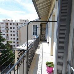 Отель MyNice Barberis Франция, Ницца - отзывы, цены и фото номеров - забронировать отель MyNice Barberis онлайн балкон