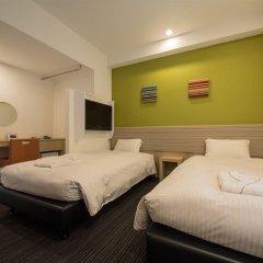 Ueno Hotel комната для гостей фото 4