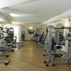 Hotel Belvedere & Paradise Club Center Фай-делла-Паганелла фитнесс-зал