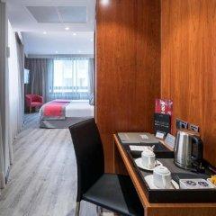 Отель Catalonia Barcelona 505 Испания, Барселона - 8 отзывов об отеле, цены и фото номеров - забронировать отель Catalonia Barcelona 505 онлайн удобства в номере фото 2
