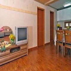 Отель Club Valley Resort Южная Корея, Пхёнчан - отзывы, цены и фото номеров - забронировать отель Club Valley Resort онлайн комната для гостей фото 3