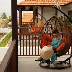 Отель Vinh Hung Emerald Resort Хойан фитнесс-зал фото 2