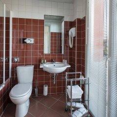 Отель Hôtel Suisse ванная