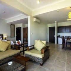 Отель Lotus Muine Resort & Spa Вьетнам, Фантхьет - отзывы, цены и фото номеров - забронировать отель Lotus Muine Resort & Spa онлайн комната для гостей фото 2