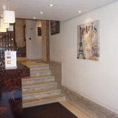Отель Hôtel Nord Et Champagne Франция, Париж - 14 отзывов об отеле, цены и фото номеров - забронировать отель Hôtel Nord Et Champagne онлайн интерьер отеля фото 2