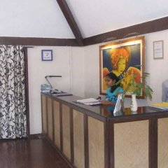 Отель Angels Resort Гоа питание