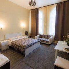 Гостиница Salcedo Home Minihotel комната для гостей фото 5